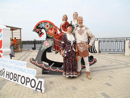 Фестиваль «Секреты мастеров» посетили почти 65 тысяч человек