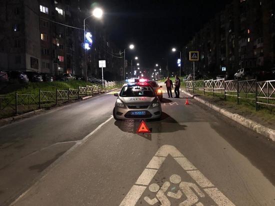 За два дня в Мурманске и Североморске сбиты два пешехода