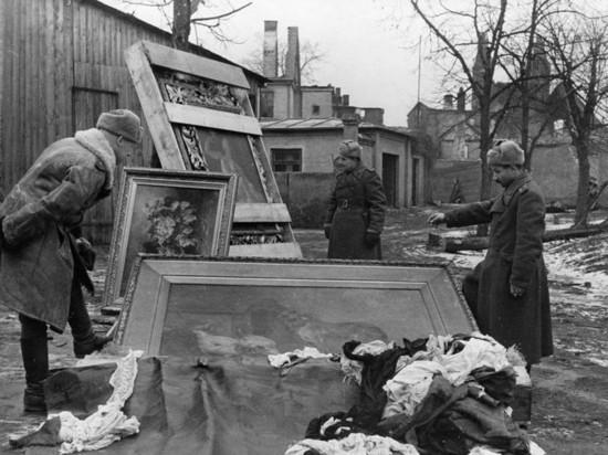 События Второй мировой войны оказались под угрозой фальсификации