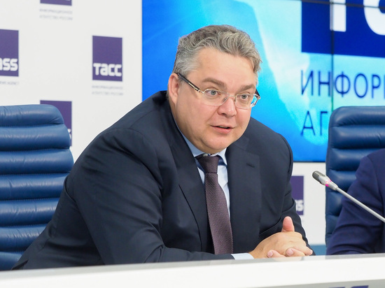 Ставропольский губернатор пообещал «нарастить темп» после победы на выборах