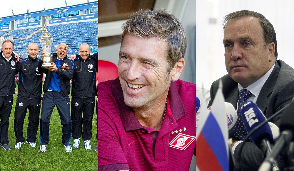 В Россию за любовью: иностранные тренеры, преуспевшие в нашем футболе