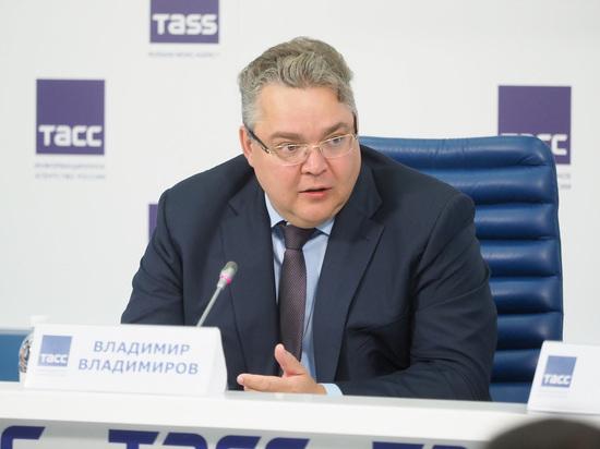 Владимиров рассчитывает на лидерство Ставрополья в производстве мяса