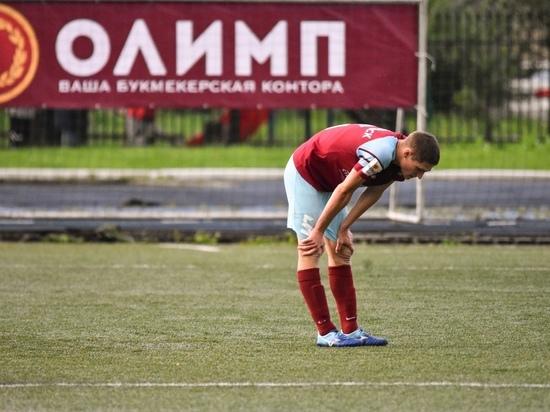 Футболисту обнинского