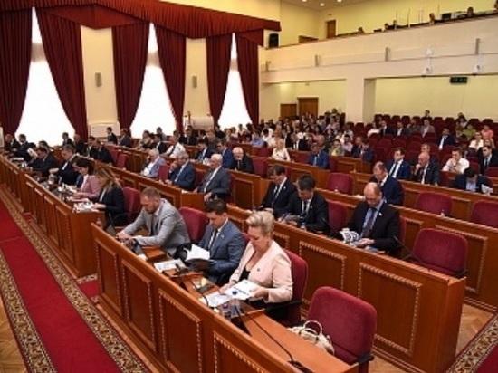 Депутаты Заксобрания Ростовской области предложили установить стандарты обеспечения школьников горячим питанием
