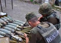 Украинские добровольческие батальоны на Донбассе вдруг начали сдавать оружие