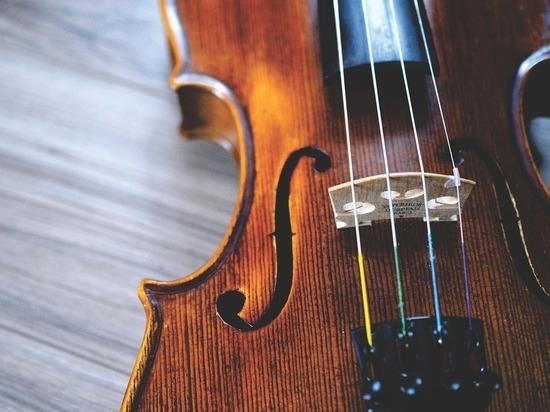 Омич похитил мобильник у скрипача, заставив играть