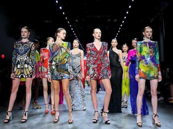 В Нью-Йорке прошла Неделя моды