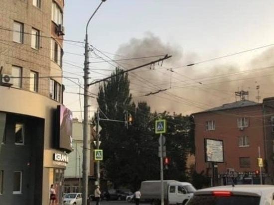 В СИЗО № 1 Ростова случился пожар
