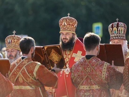 Волгоград отметил день памяти Александра Невского