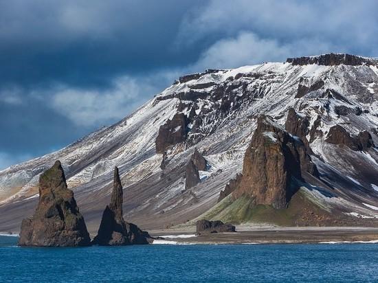Минобороны открыло еще один остров на Земле Франца-Иосифа