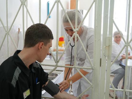 Кто и как оказывает медицинскую помощь в барнаульском СИЗО №1