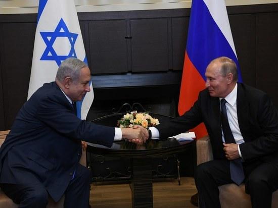 Состоялась встреча премьер-министра Биньямина Нетаниягу с президентом Российской Федерации Владимиром Путиным