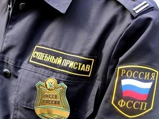 Новосибирские судебные приставы хитростью забрали у должницы Мерседес
