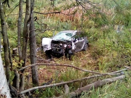 Пять пострадавших, один погибший: в Карелии за сутки случилось три серьезных ДТП