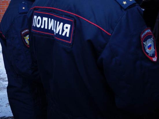 В Рязанской области у рабочих украли электроинструмент