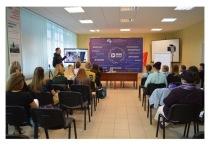 В Серпухове состоялся образовательный семинар для молодежных медиацентров