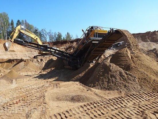 Администрации Холмогорского района прилетело за бесконтрольные раскопки
