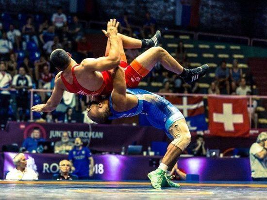 Чемпионат мира по борьбе проведут в Красноярске