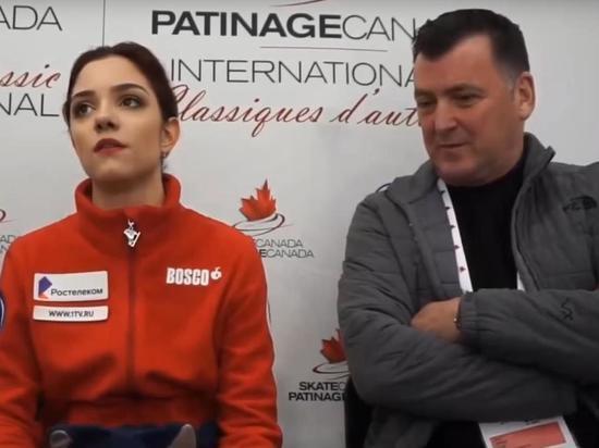 Евгения Медведева в Канаде: уже лучше, но еще проигрывает Рике Кихире