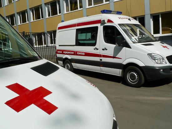 Участник квеста в Москве госпитализирован после падения с трехметровой высоты