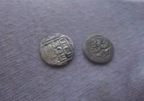 Селянин нашел под Рязанью серебряный дирхем Золотой орды