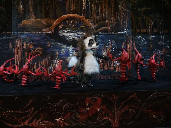 «Крошка Енот»: краевой театр кукол поставил сказку для любознательных малышей и мудрых родителей