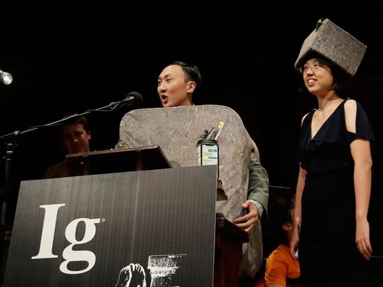 Шнобелевская премия-2019: самозаворачивающиеся подгузники, грязные деньги и лечение итальянской пиццей