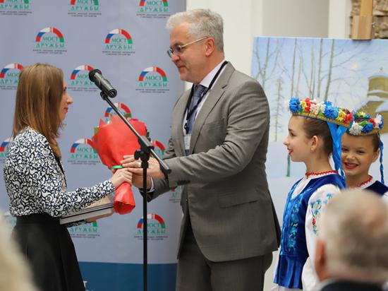 В Минске навели мосты дружбы