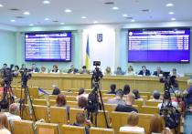 ЦИК Украины распустили под выборы в ДНР и ЛНР