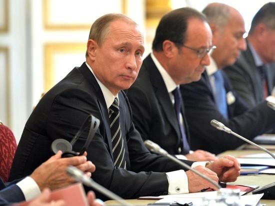 Кремль поставил Зеленскому жесткие условия проведения саммита «нормандской четверки»