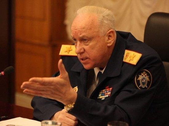 Александр Бастрыкин поставил под личный контроль дело томича Данилы Сафронова