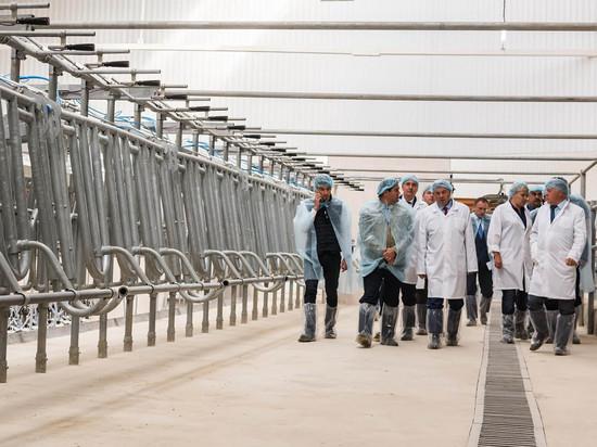 В Калужской области запущены новые производства за 2 млрд рублей