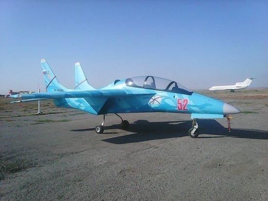 Команда волгоградцев разработала легкий самолет
