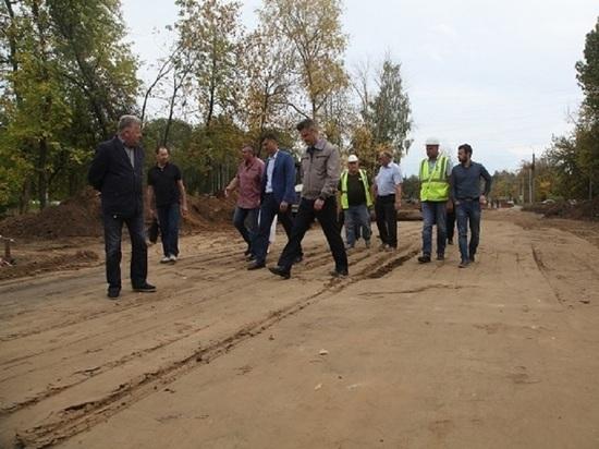 Члены МПС Партии попросили подрядчика учитывать неудобства жителей Брагино при ремонте Тутаевского шоссе