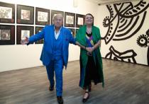 В Музее современного искусства открылась выставка Лики Церетели