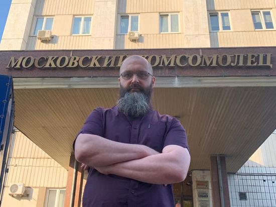 """""""Власть задело то, что на Донбассе я занимался идеологическими вопросами"""""""