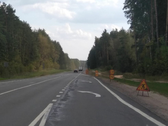ГИБДД проверила злополучный участок вблизи деревни Андреевское