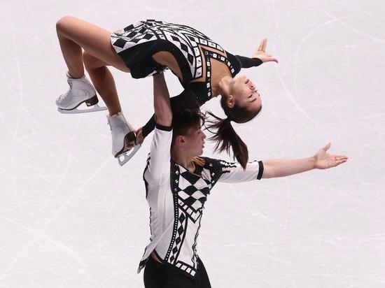 Российские фигуристы завоевали первые медали на Гран-при в Челябинске