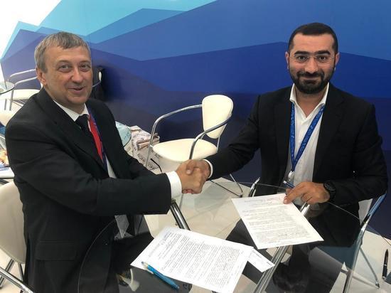 ОСИГ и Проект Be in Russia подписали соглашение о сотрудничестве