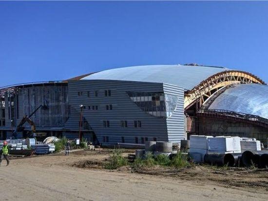 На строительство центра бенди в Иркутске выделено 2,1 млрд
