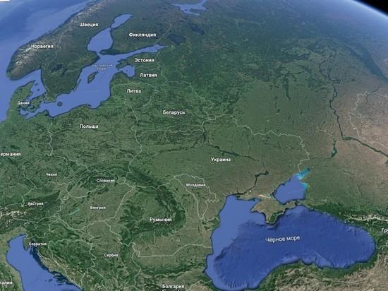 Киев предложил соединить Балтийское и Черное моря