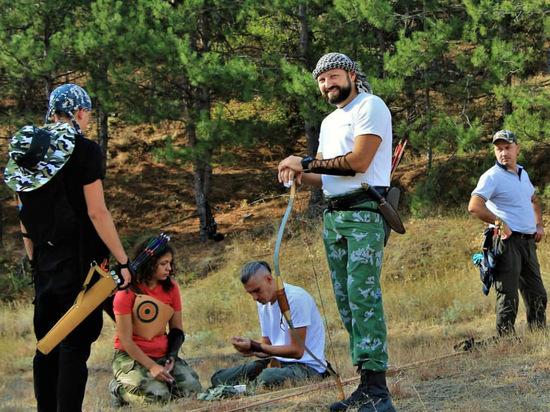 «Вольным лучникам» из Железноводска повезло в Крыму
