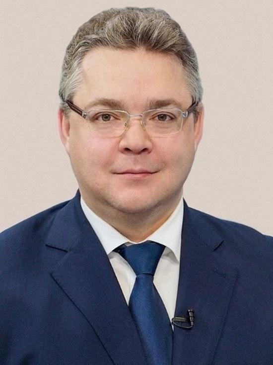 Владимир Владимиров поздравил города и районы Ставрополья