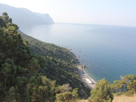 В поход за камнями к пляжам Балаклавы - Ближему и Золотому