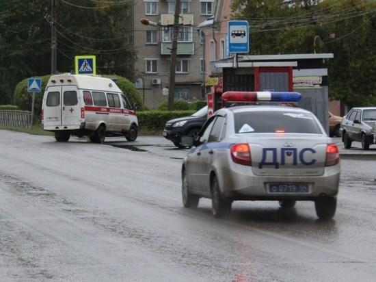 В Новосибирской области выявили водителей, не уступающих Скорой