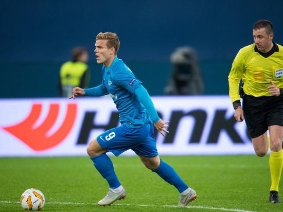 Александр Кокорин может стать девятым игроком