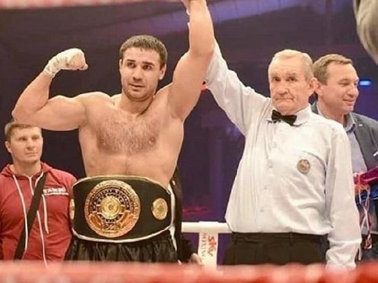 Тамбовский боксер сразится за пояс чемпиона Азии