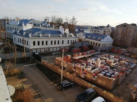 В Ярославле власти разрешили строить многоэтажку в зоне ЮНЕСКО