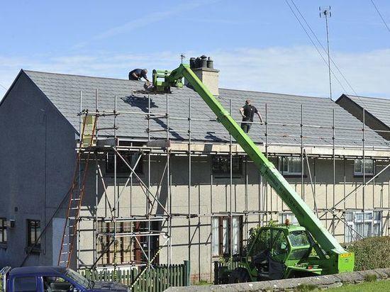 Субсидия на недвижимость Baukindergeld: одна треть денег потрачена