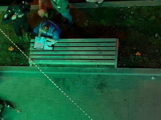 Охранник раздавил коляску с младенцем, упав с десятого этажа